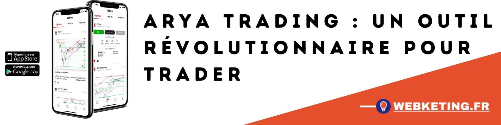 Arya Trading : un outil révolutionnaire pour trader