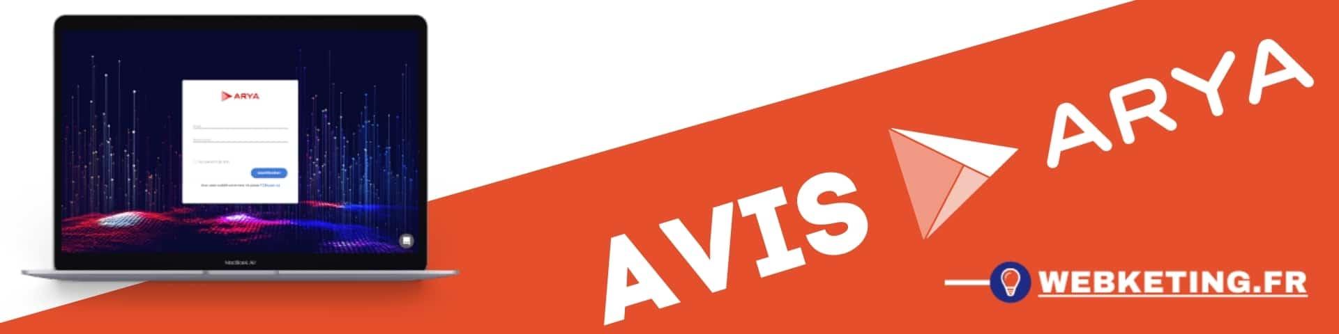 ARYA TRADING AVIS