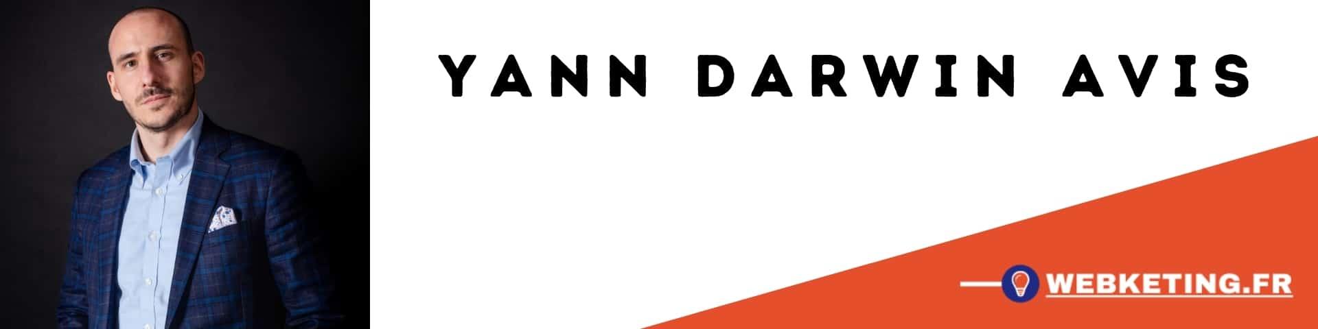 Yann darwin avis